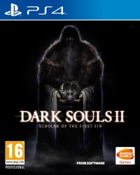 Dark Souls II Scholar Of The Fir
