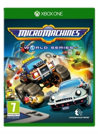 Micro Machines World Series Xbox