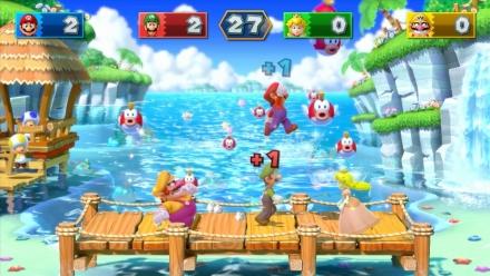 Wii U Arcade Party