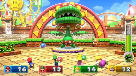 Wii U Platform Party