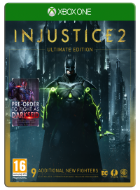 Injustice 2 Ultimate Edition Xbo