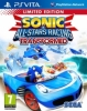 Sonic & All Stars Racing Transformed PS