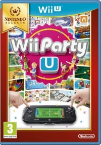 Wii Party U Selects Wii U