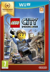 LEGO City Undercover Selects Wii