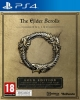 The Elder Scrolls Online: Gold Edition PS4