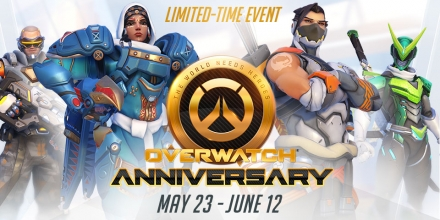 1st Anniversary of Overwatch - FREE Weekend Taster
