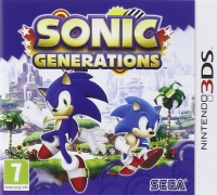 Sonic Generations 3DS