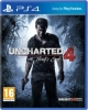 Uncharted 4 A Thief's End Game PS4
