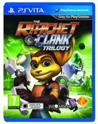 Ratchet And Clank Trilogy PS Vit