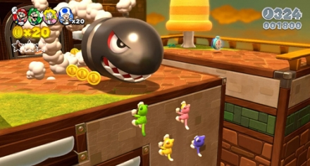 Super Mario 3D World Nintendo