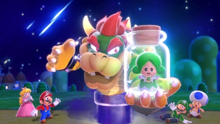 Super Mario 3D World Fun