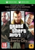 Grand Theft Auto IV Complete Edition Xbox