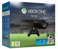 Xbox One 500GB Console With FIFA