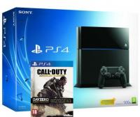 PS4 bundle with Call of Duty