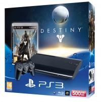 PS3 500GB Console With Destiny P