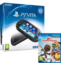 PS Vita Bundle With LittleBigPla