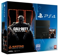 PS4 500GB With Call Of Duty Blac