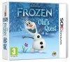 Disney Frozen Olaf's Quest 3DS