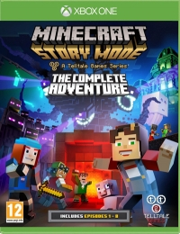 Minecraft Story Mode Xbox One