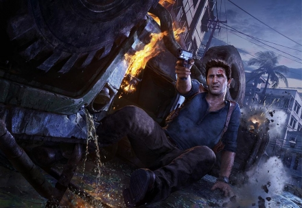 Uncharted 4: A Thiefs End -  Journey Action Adventure