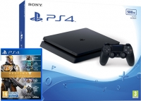 PS4 500GB Console With Destiny T