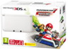 3DS XL with Mario Kart 7