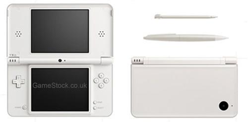 DSi XL Natural White