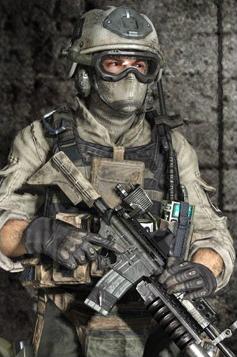 Modern Warfare 2: SAS