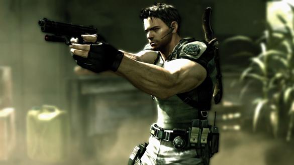 Resident Evil 5: Chris Redfield
