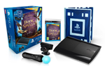 Sony PlayStation 3 Super Slim 12GB with Wonderbook: Book of Spells, Move Starter Pack & HDMI Cable