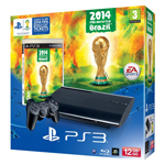 PS3 with FIFA World Cup bundle - box