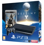 PlayStation 3 500GB console with Destiny