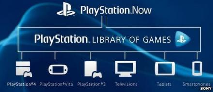 NEWS: Sony at CES 2014 announce new cloud gaming service - No console required!  ALSO: PlayStation 4 console to run titles from the PS3s library! New Cloud service!  CES 2014: PlayStation games go console-free