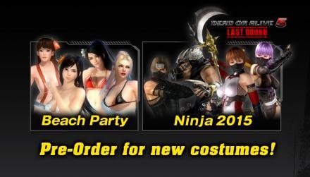 Bikini wear and Ninja 2015