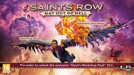 Saints Row IV Gat Outta Hell