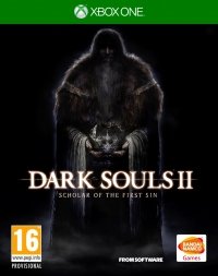Dark Souls II Scholar Of The First Sin Xbox One