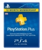 PlayStation Plus Card 1 Year Subscription PS4