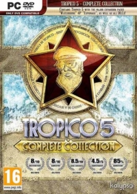Tropico 5 Complete Collection PC