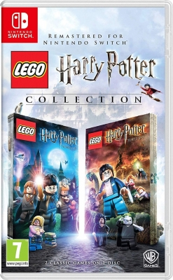 Lego Harry Potter Collection Years 1-7 Nintendo Switch