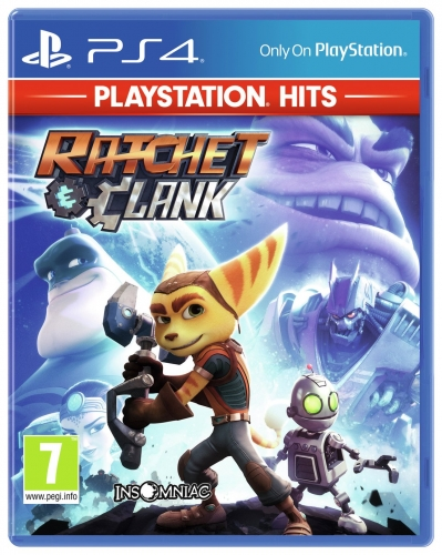 Ratchet And Clank Hits PS4