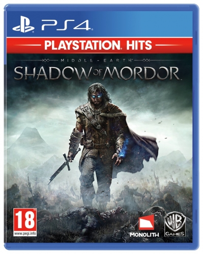 Middle Earth Shadow Of Mordor Hits PS4