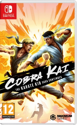 Cobra Kai: The Karate Saga Continues