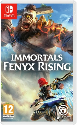 Immortals Fenyx Rising Nintendo Switch