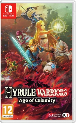Hyrule Warriors: Age Of Calamity Nintendo