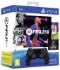 Sony PS4 Dualshock 4 Controller and FIFA 21