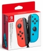 Joy-Con Controller Pair - Neon Red And Blue