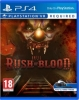 Until Dawn Rush Of Blood VR PS4