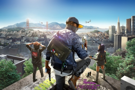 Watch Dogs 2 Hacking Invasions