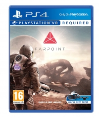 Farpoint VR PS4