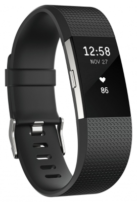 Fitbit Charge 2 Heart Rate + Fit